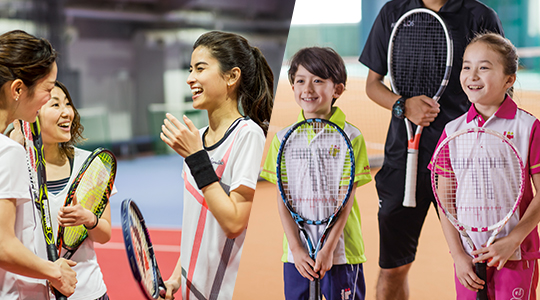 メガロス 小平テニススクール