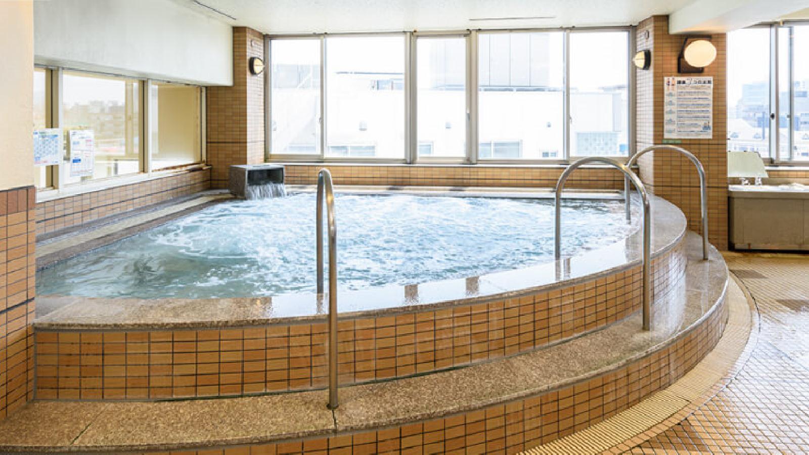 神奈川店のリラクゼーションプール