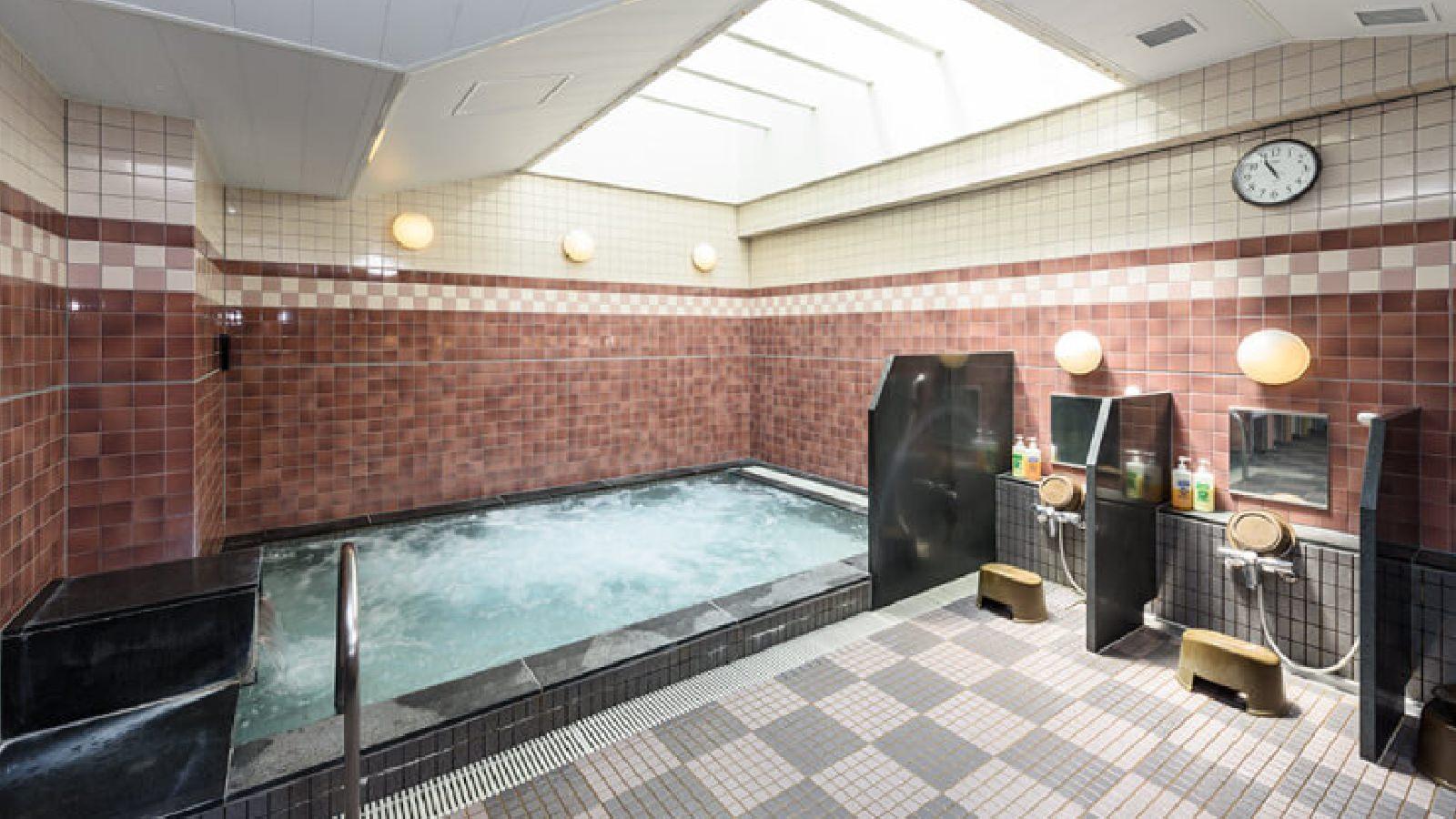 神奈川店のお風呂