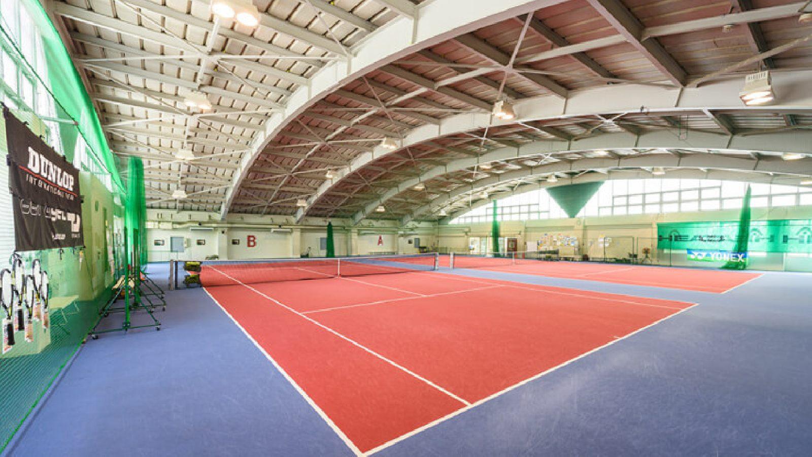 神奈川店のテニスコート