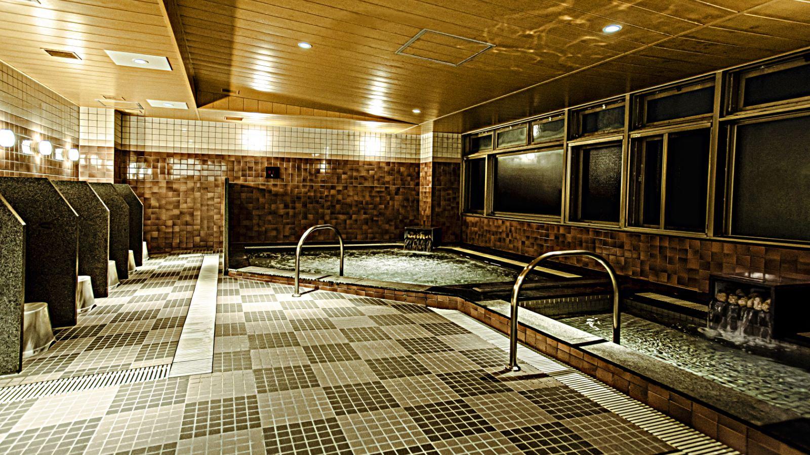 町田店のお風呂