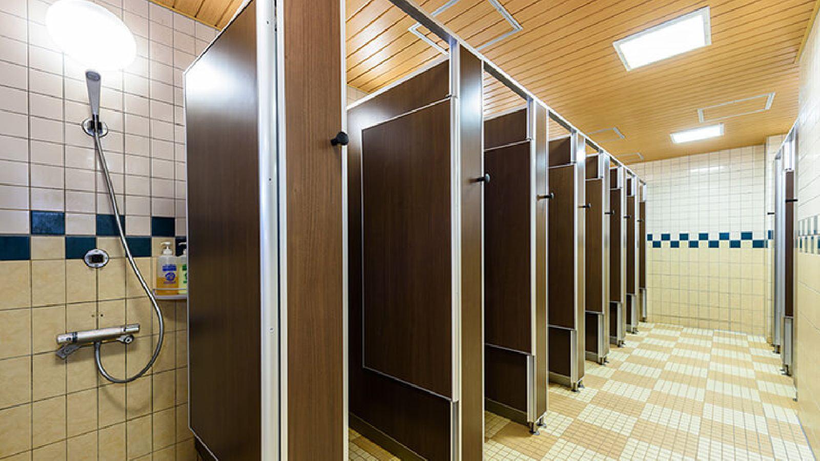 武蔵小金井店のシャワー