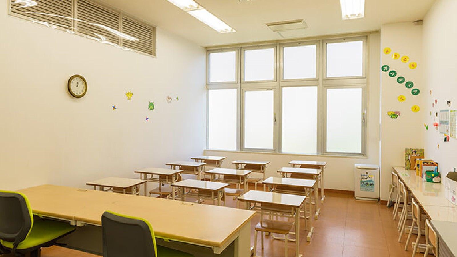 武蔵小金井店のプリント学習教室