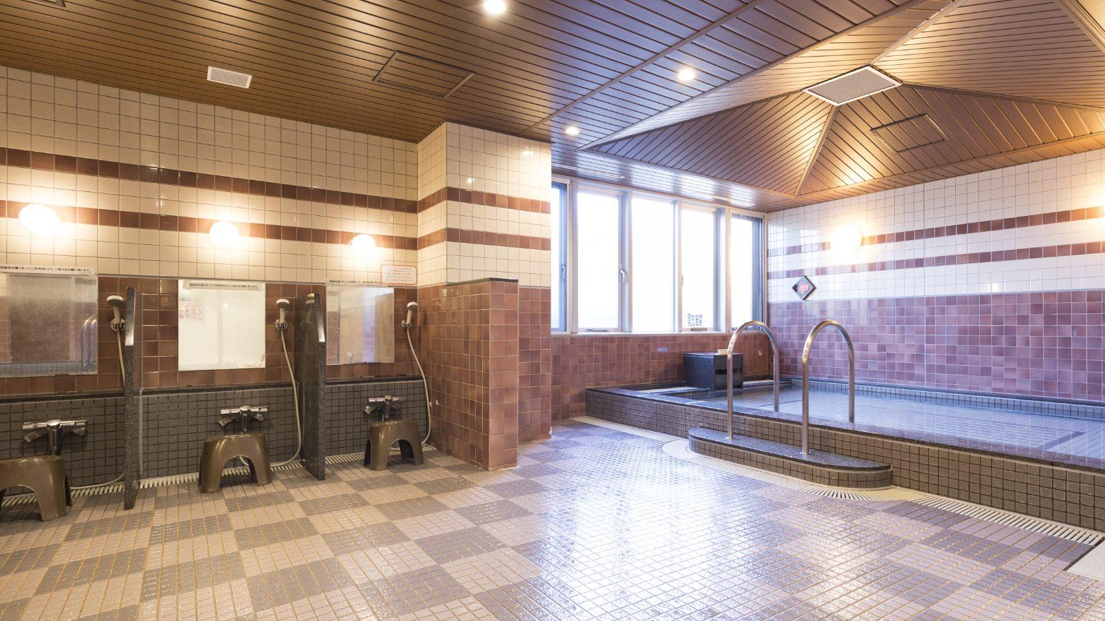綱島店のお風呂
