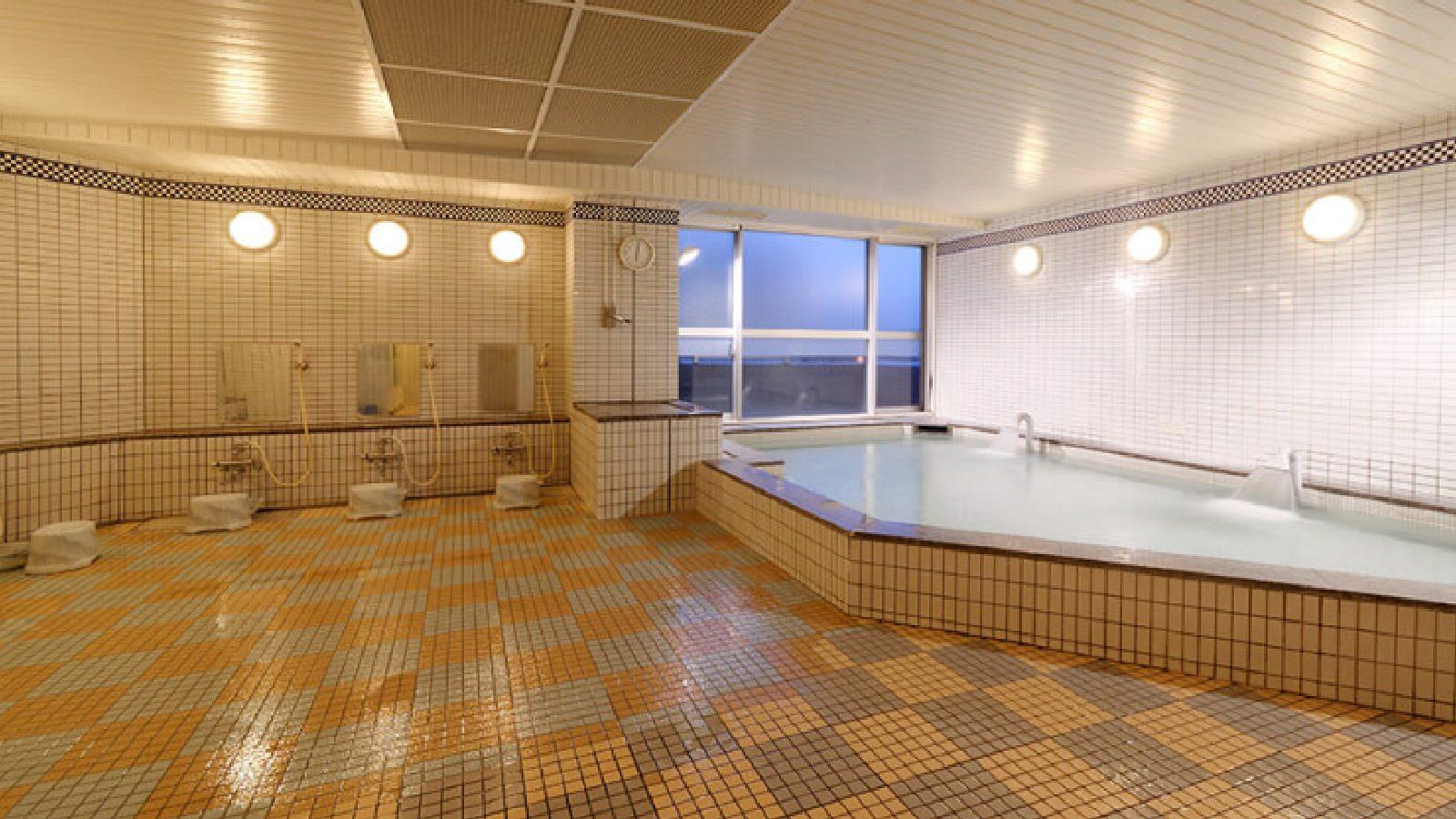 大和店のお風呂
