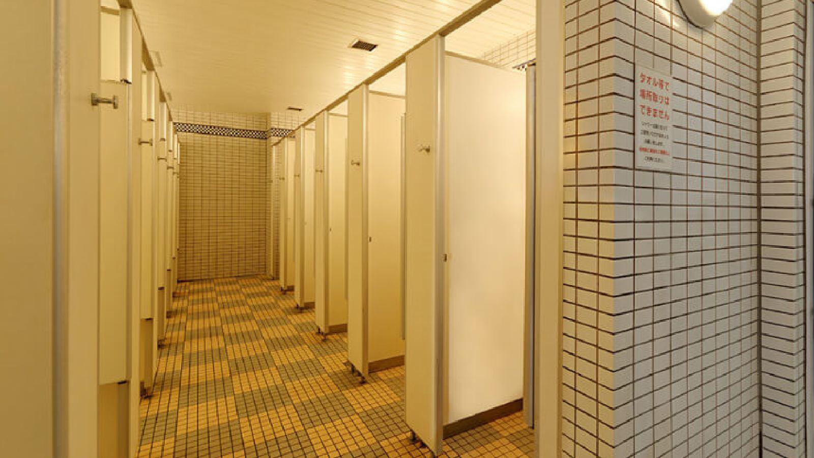 大和店のシャワー